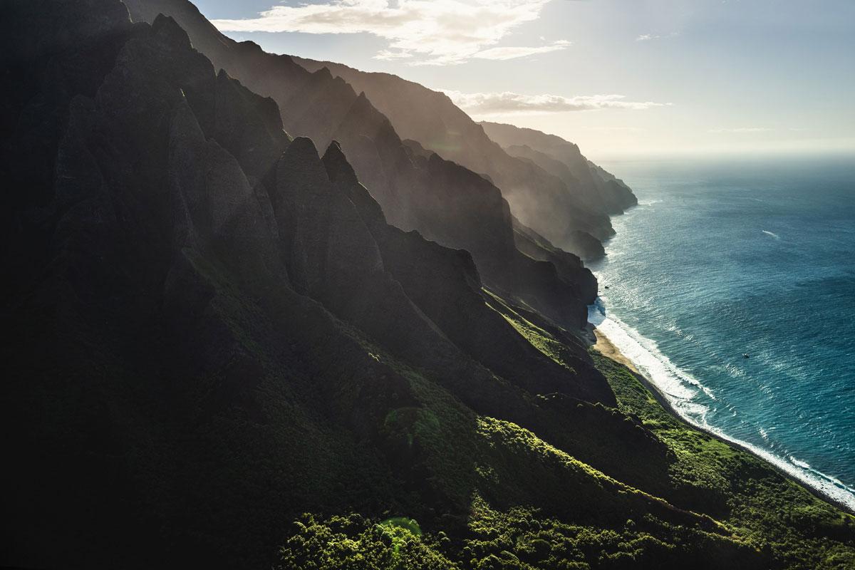 Kalalau Trail Napali Küste