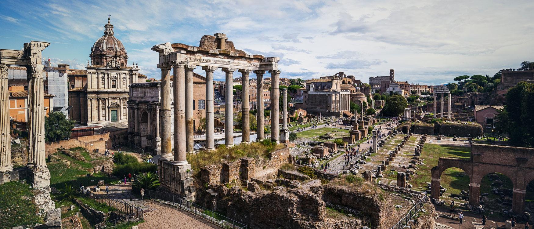 5 Tage Rom Sehenswürdigkeiten & Programm