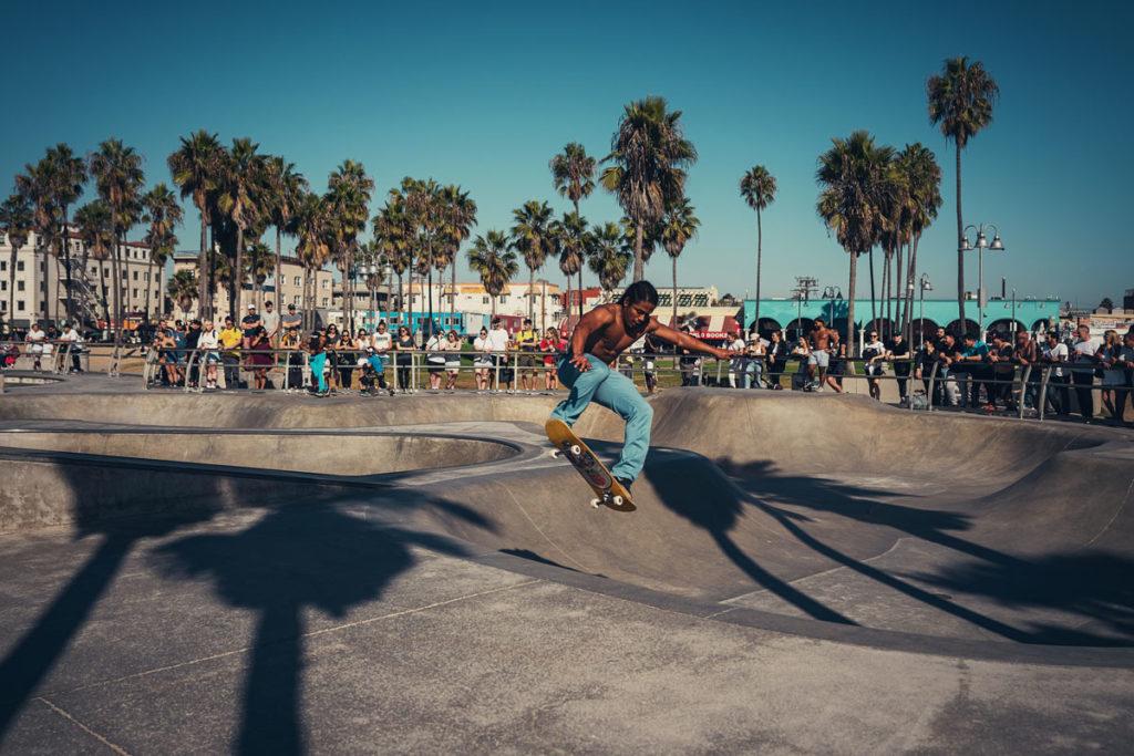 skatepark Venice Beach Los Angeles
