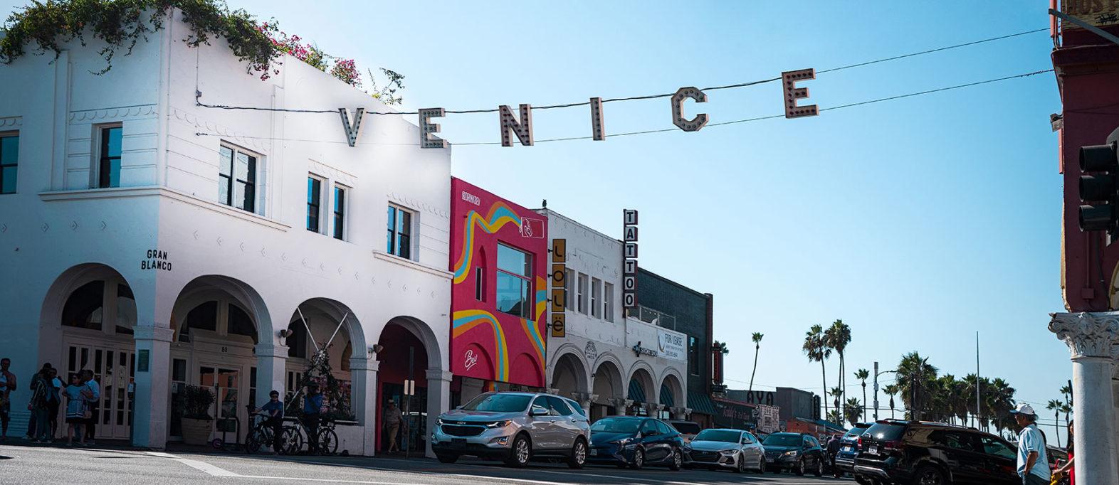 Venice Sign Los Angeles