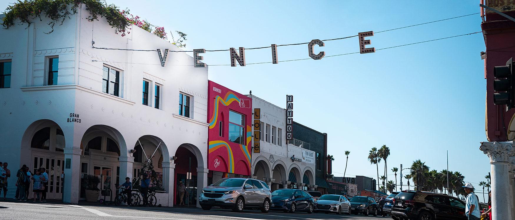 7 Gründe warum du in Venice Beach in Los Angeles übernachten solltest