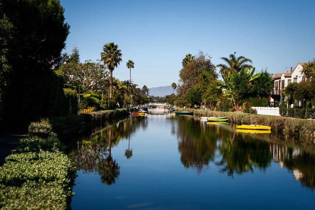 Venice Kanäle Los Angeles