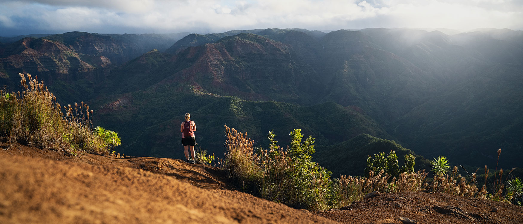 Wandern Waimea Canyon Kauai