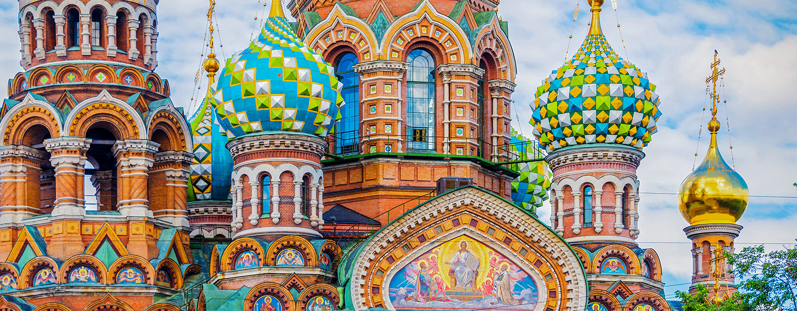 Bluterlöserkirche St. Petersburg