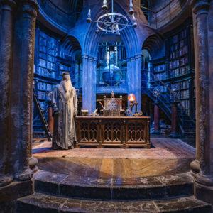 Dumbledore's Büro