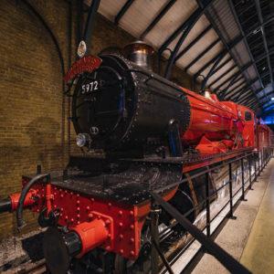 Hogwarts Express Warner Bros Studios