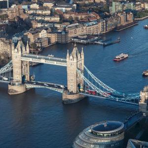 Tower Bridge London Sehenswürdigkeit