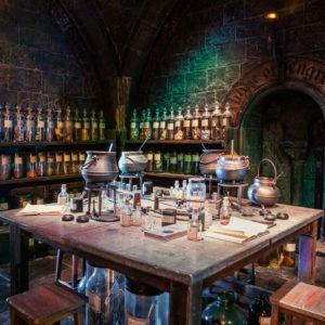 Harry Potter Tour: Unterrichtsfach für Zaubertränke