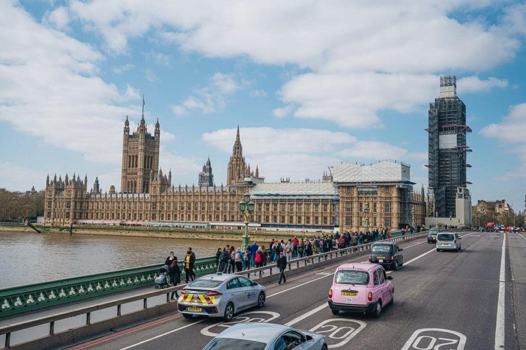 Westminster Palace London