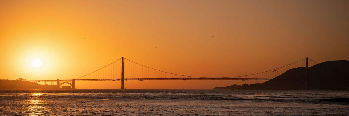 Die 11 schönsten Aussichtspunkte auf die Golden Gate Bridge