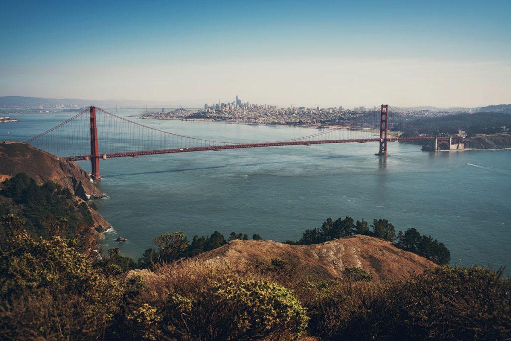 Die 11 schönsten Aussichtspunkte auf die Golden Gate Bridge 5