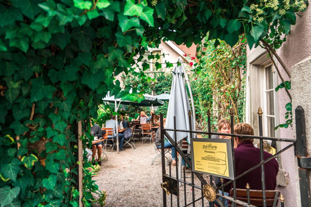 Cafe Zeitlos Konstanz