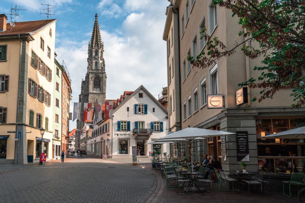 Konstanz Münster Altstadt