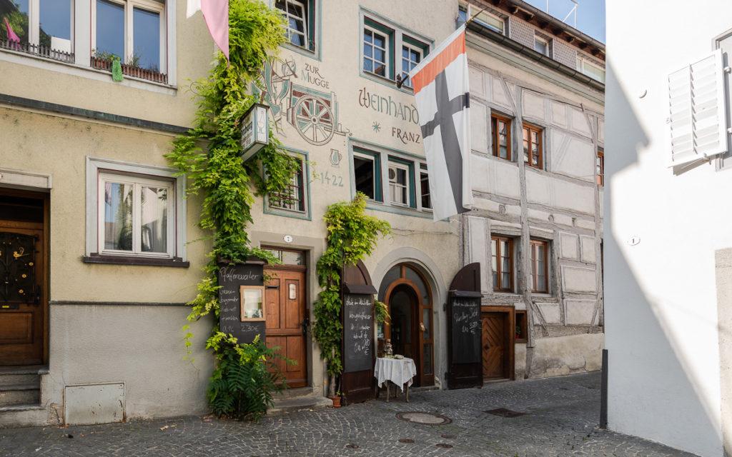Niederburg Konstanz Bodensee