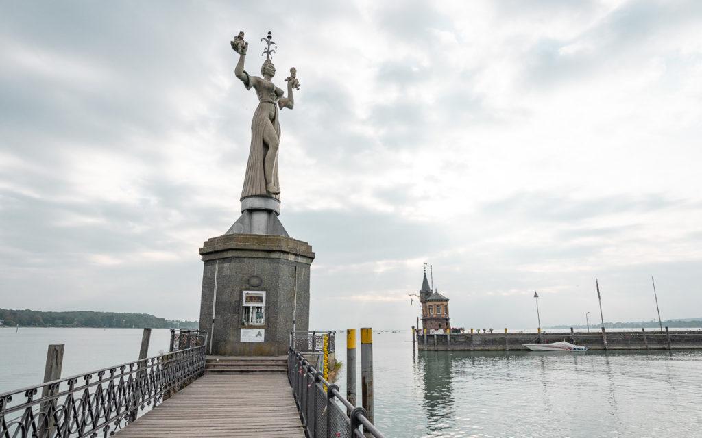Konstanz Sehenswürdigkeit Imperia