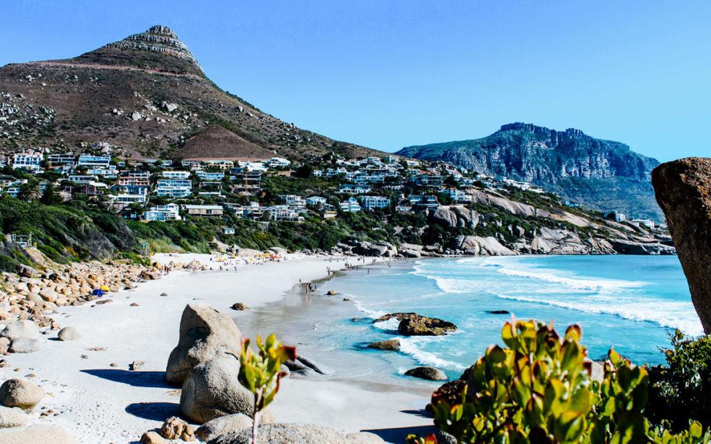Llandudno Kapstadt Sehenswürdigkeiten Strand