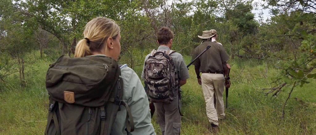 Bush Walk Ranger Ausbildung