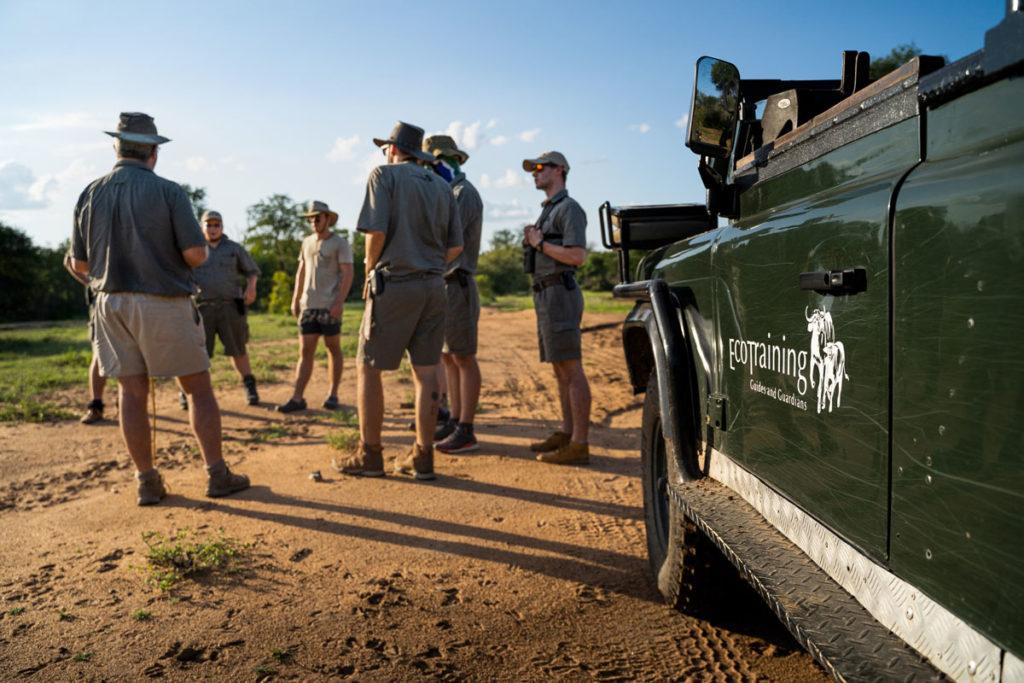Ranger-Kurs EcoTraining Südafrika