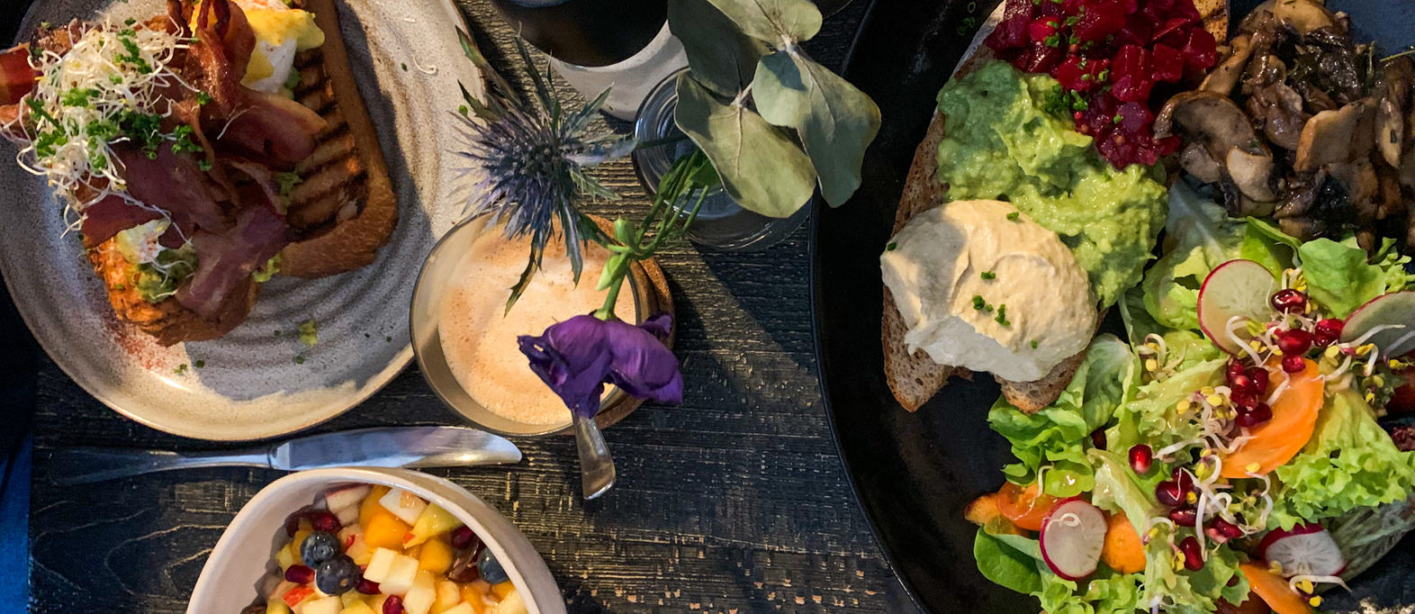 Cafés und Restaurants in Hamburg. Der leckerste Food Guide für die Hansestadt.