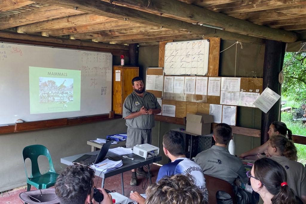 EcoTraining Ranger Ausbildung Theorie