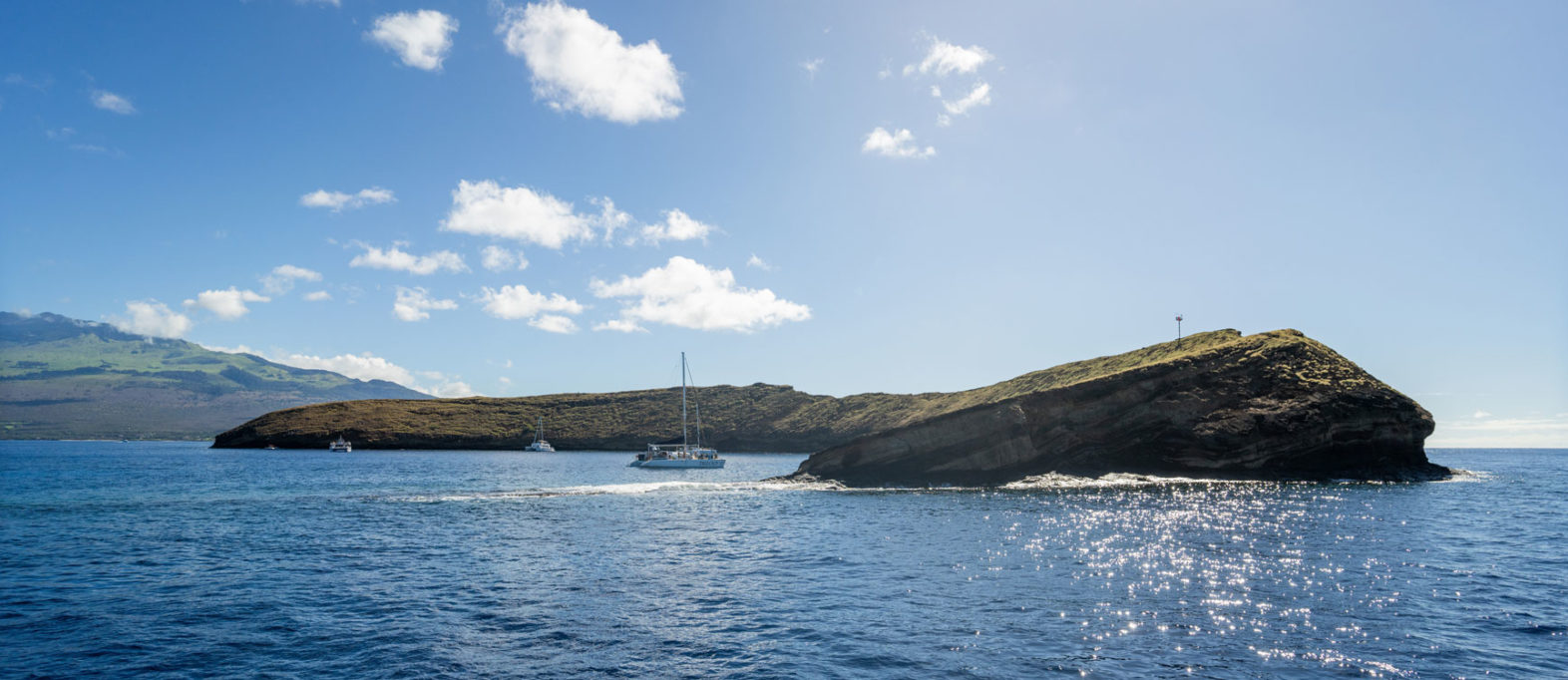 Hawaii Maui Sehenswürdigkeit Molokini