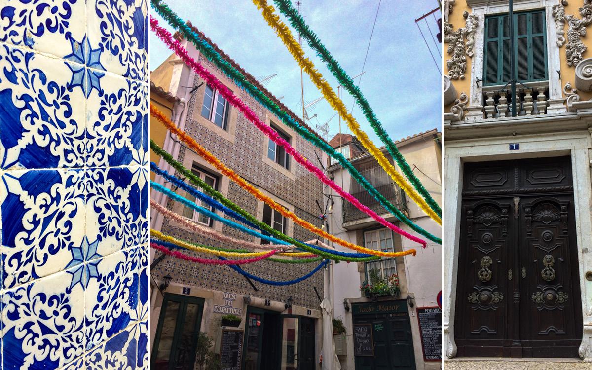 Lissabon Highlight Architektur