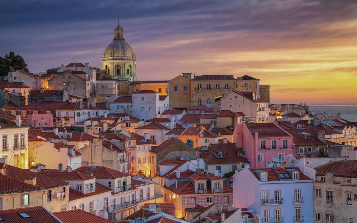 Altstadt von Lissabon: Alfama