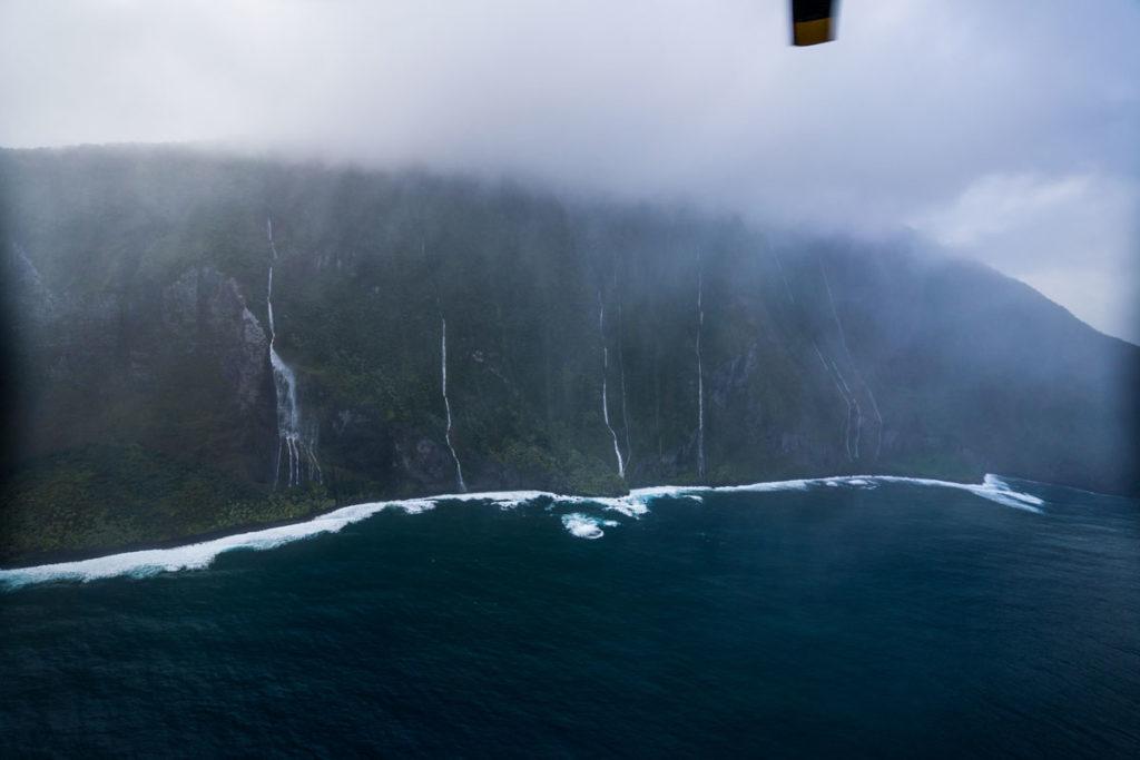 """""""Wasserfälle und Molokai""""-Tour mit Pacific Helikopters"""