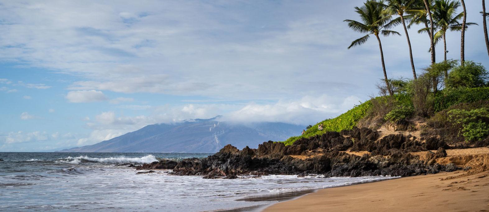 Maui schönste Strände Big Beach