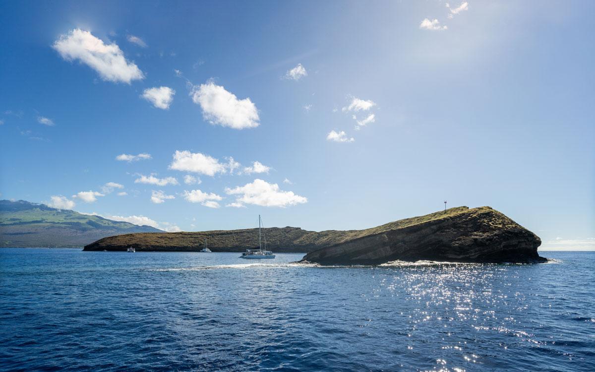 Molokini Krater - Maui Hawaii