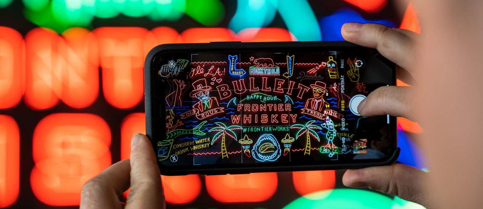 Smartphone Fotografie auf Reisen