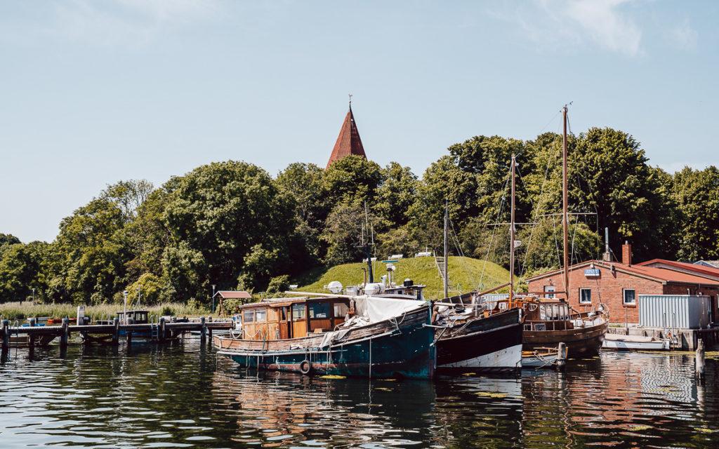 Hafen Insel Poel