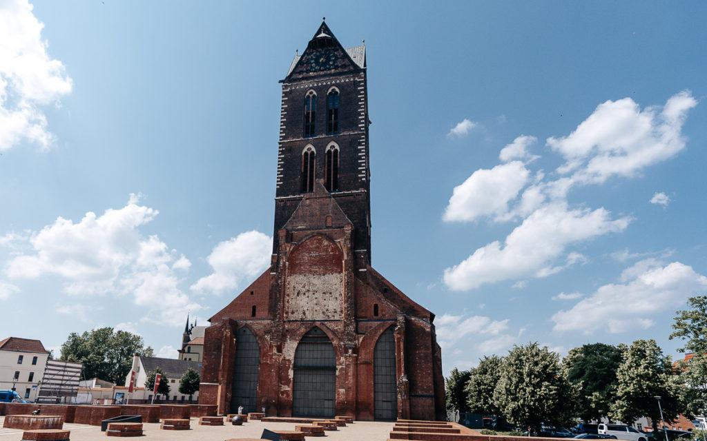Marienkirche Wismar Sehenswürdigkeit