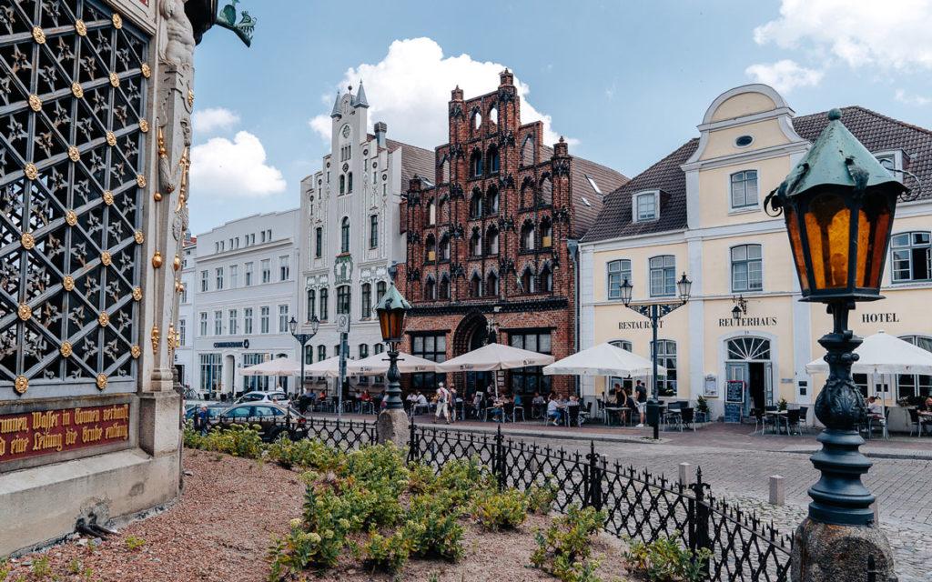 Alter Schwede Restaurant Wismar