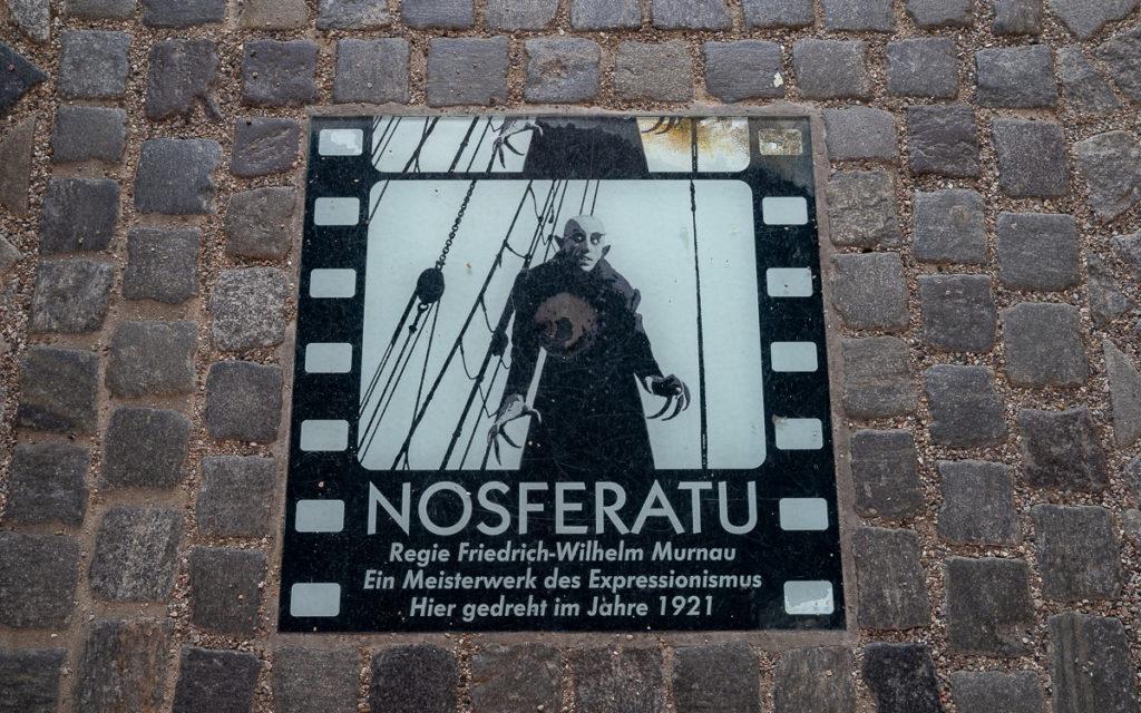 Wismar Wassertor Nosferatu