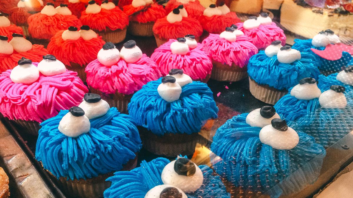 Cupcake Paradies: Charlys Bakery Kapstadt