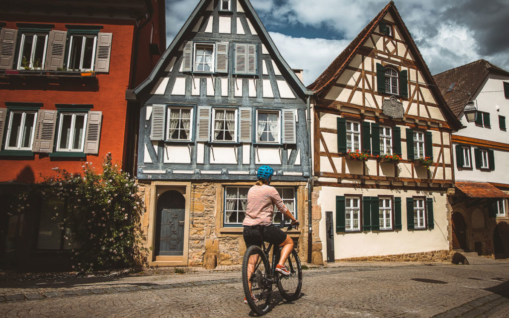 Geburtshaus Schiller Marbach
