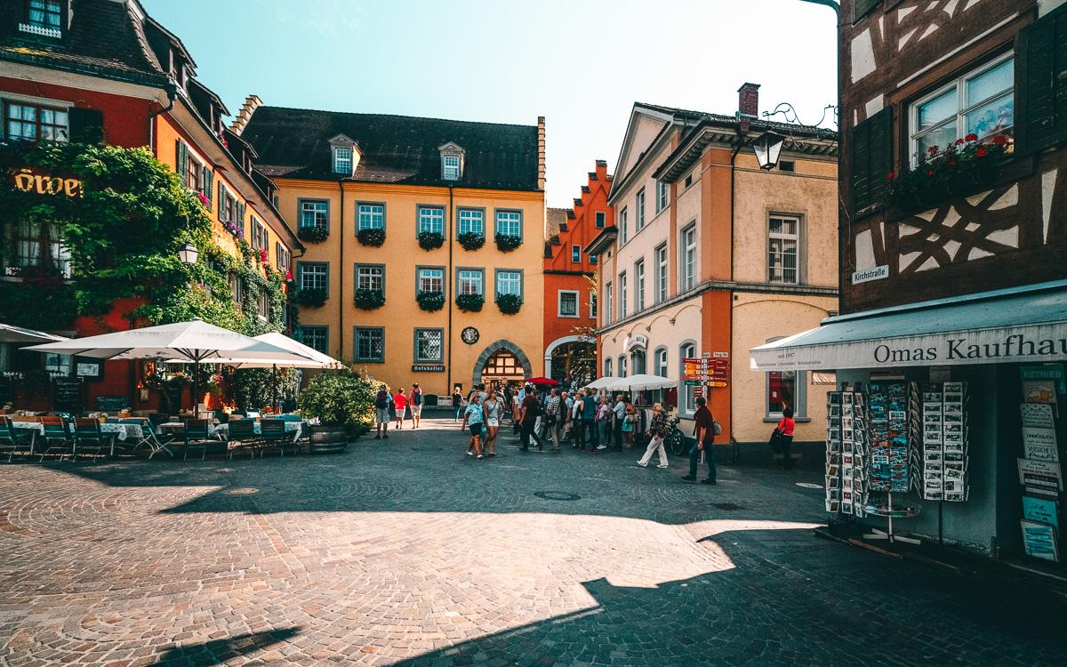Marktplatz Meersburg