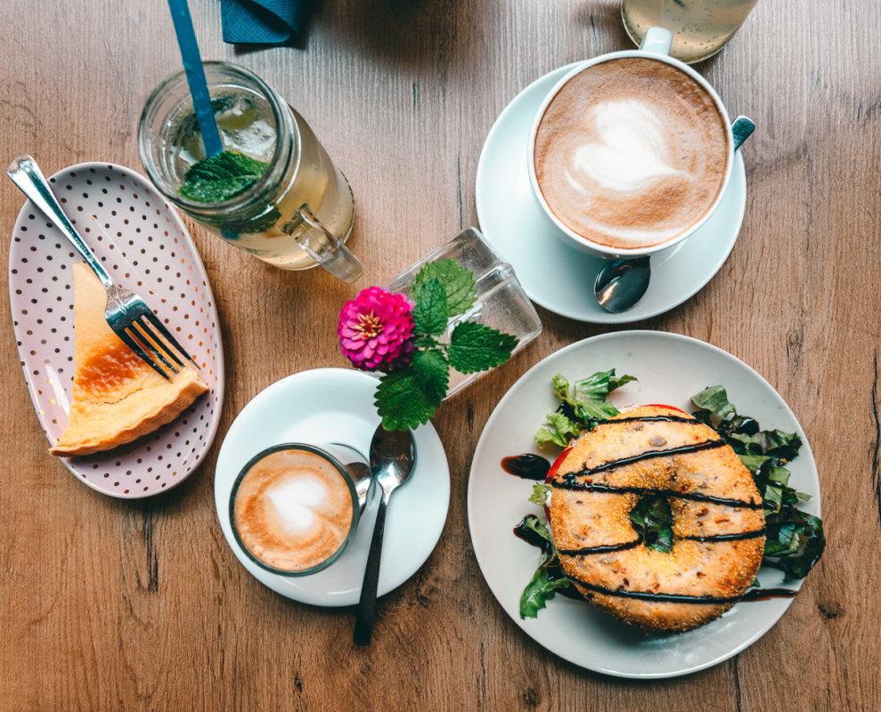 Frühstück Meersburg im Pop Kaffeeladen