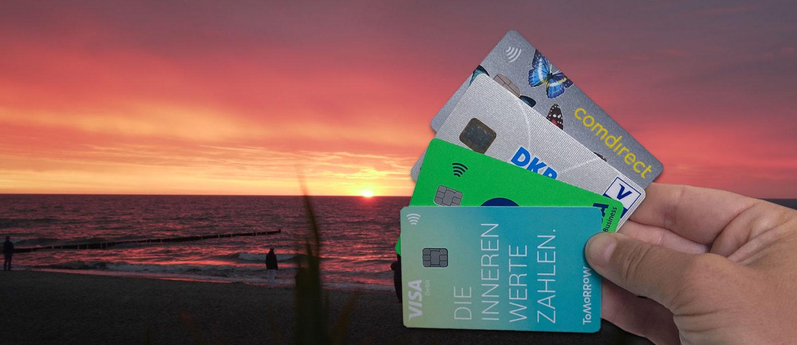 Beste Reise-Kreditkarten im Vergleich (Erfahrung & Test)