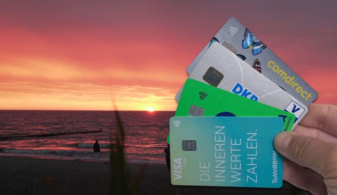 Beste Reise-Kreditkarte