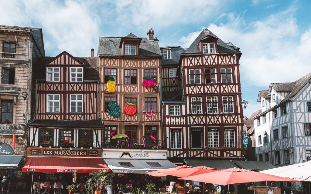 Rouen Tipps: Die Highlights an einem Tag 33