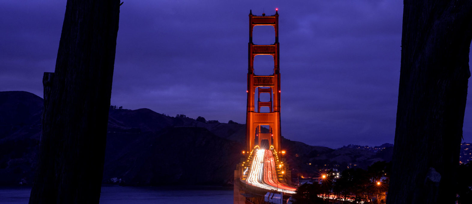 San Francisco Sehenswürdigkeiten Golden Gate Bridge Lookout