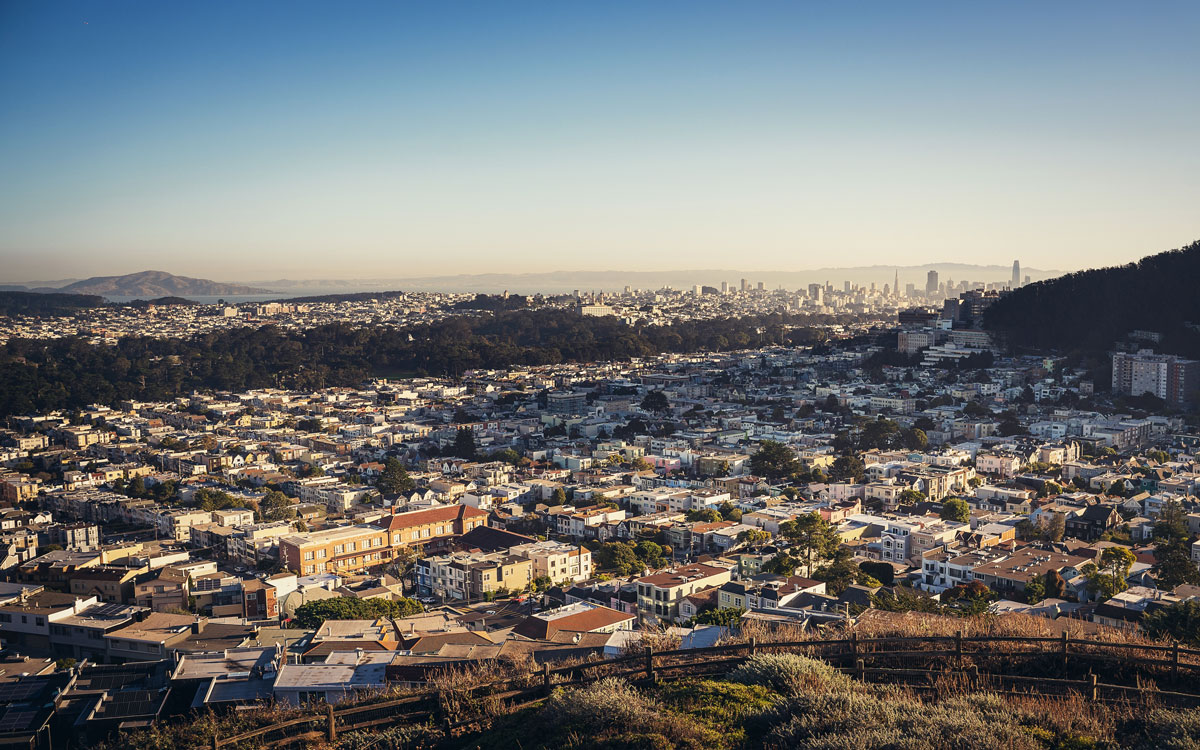 Grandview Park San Francisco