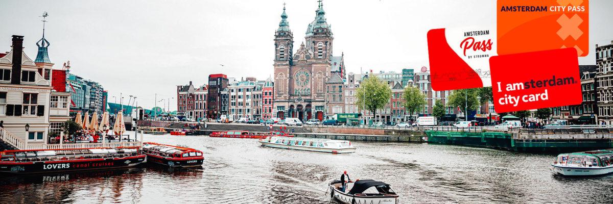 Mehr Amsterdam für wenig Geld: Amsterdam Card für Sehenswürdigkeiten