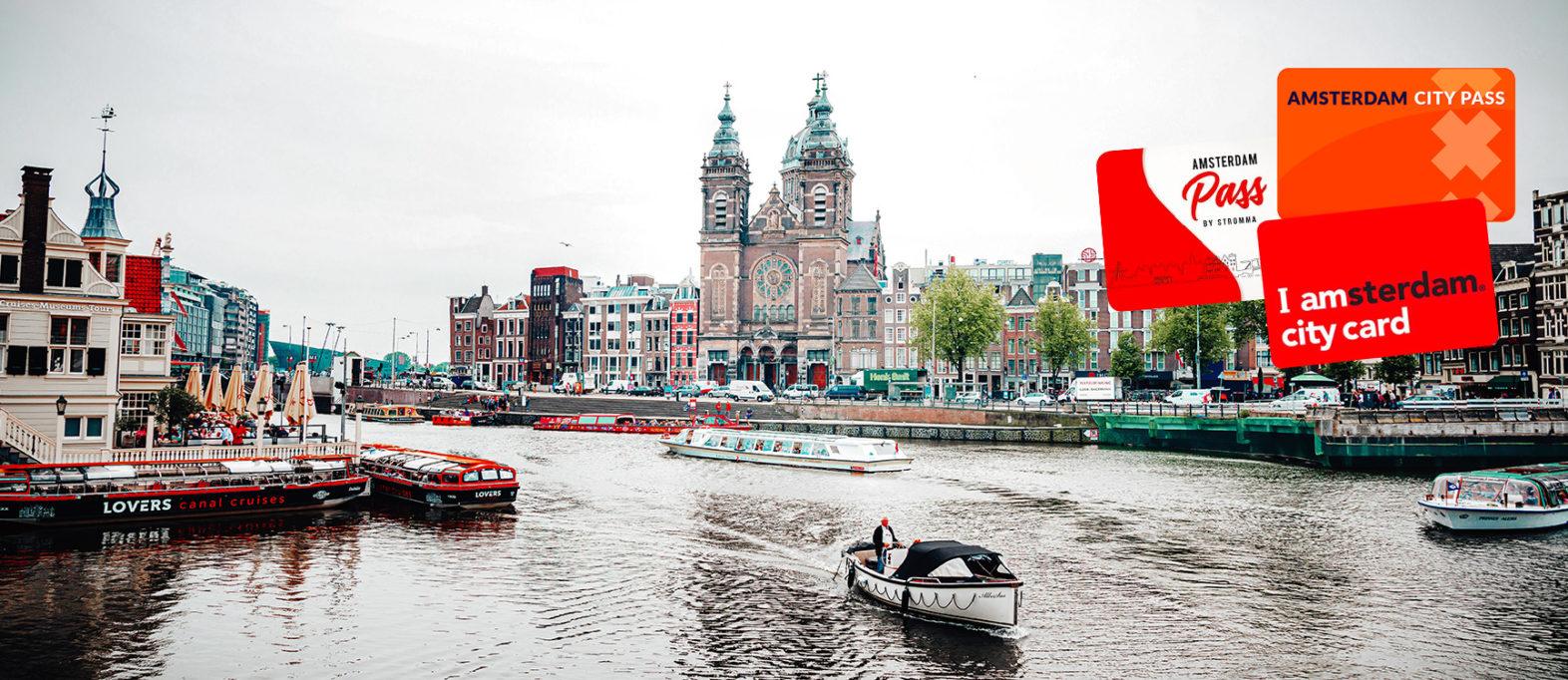 Amsterdam City Card Vergleich