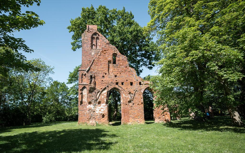 Zisterzienkloster Eldena Greifswald