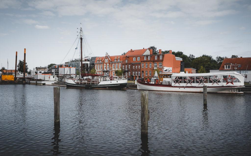 Pomeria Museumshafen Greifswald
