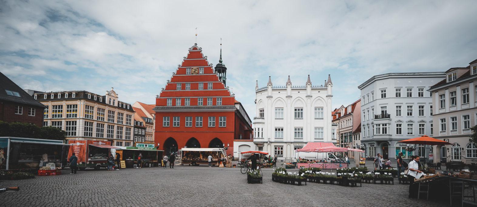 Greifswald Sehenswürdigkeiten Tipps Rathaus