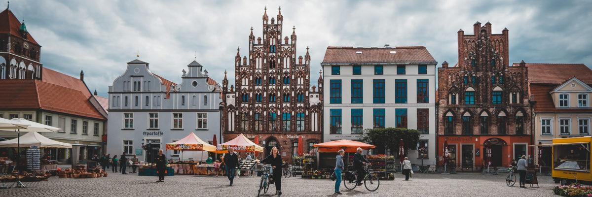 Greifswald: Sehenswürdigkeiten & Tipps für 1-2 Tage